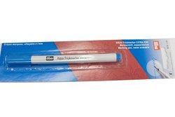 Vandopløselig tekstil pen