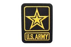 US Army strygemotiv ca. 8 x 6 cm