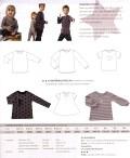 T-shirt med lange eller korte ærmer