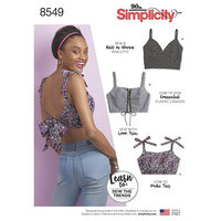 BH Toppe. Simplicity 8549.
