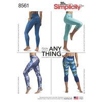 Gamacher. Simplicity 8561.