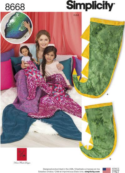 Sjove hyggeposer til børn og dukker