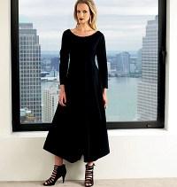 Kjole - Lynn Mizono. Vogue 1312.