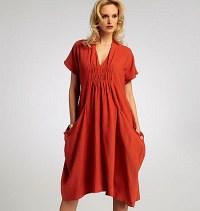 Kjole - Marcy Tilton. Vogue 8813.