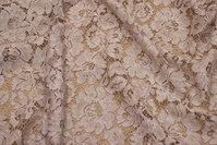 Elegant kjoleblonde i batik-pudderfarvet