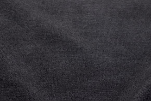 Koksgrå møbelvelour