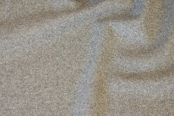 Lysgrå, meleret møbeluld