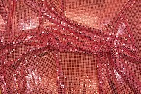 Pallietstof i rosa i let kvalitet