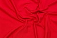 Strækjersey i klassisk kvalitet i rød