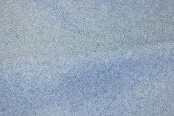 3 mm tyk lysegrå meleret Deko-filt til covers m.m.