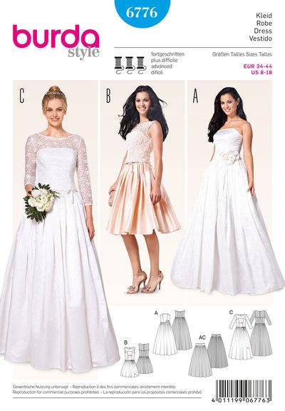 Corset kjole, wedding kjole, blonde overdel, underskirt fra tyll