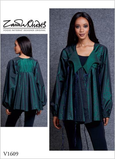 Jacket, Zandra Rhodes