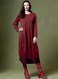 Dress, Today´s Fit by Sandra Betzina. Vogue 1634.