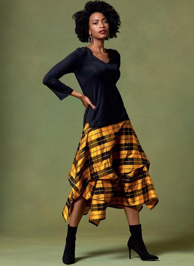 Skirt, Today´s Fit by Sandra Betzina