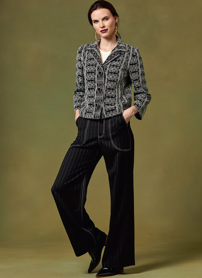 Jacket and Pants, Kathryn Brenne