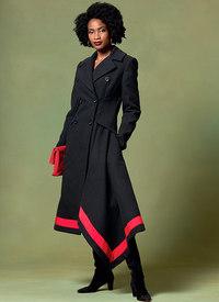Petite Outerwear. Vogue 1649.