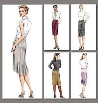 Skirt. Vogue 7937.