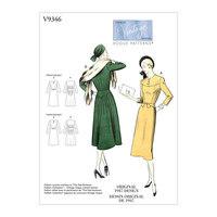 Dress, Vintage. Vogue 9346.