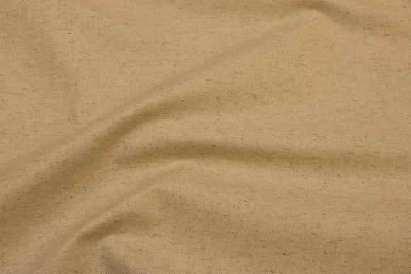 Acrylcoated textildug i sandfarve med teflonbehandling