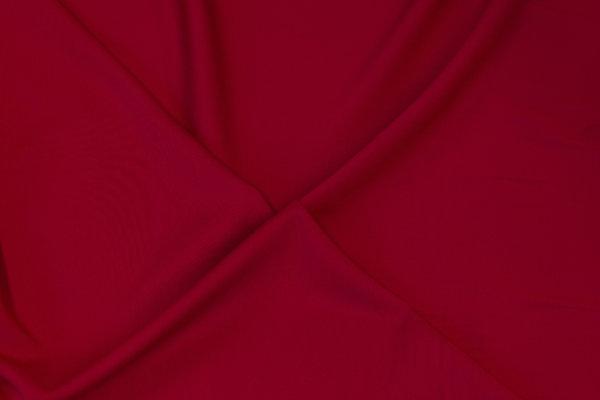 Fuchsia-farvet, let viscose stræktwill