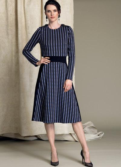 Popover midi-kjole - Tracy Reese