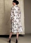Skjortekjole med lange ærme - Rachel Comey