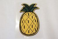 Ananas strygemærke 9x5cm
