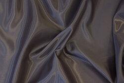 Diagonalvævet foer i jordbrun