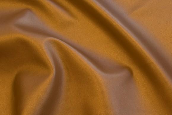 Guldfarvet imiteret læder