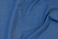 Lys blå denim med stræk