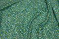 Økologisk patchwork-bomuld med konfettimønster