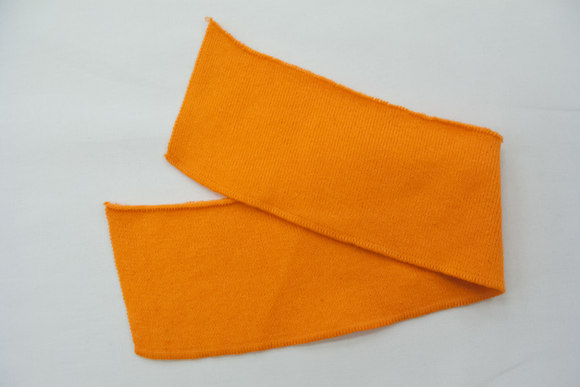 Polo krave orange 7x38cm
