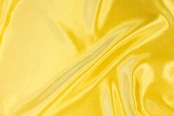 Polyestersatin i gul