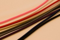 Rund elastiksnor eller anoraksnor