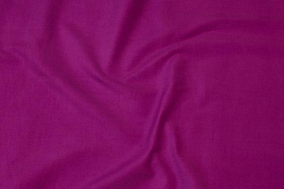Fuchia-farvet babyfløjl
