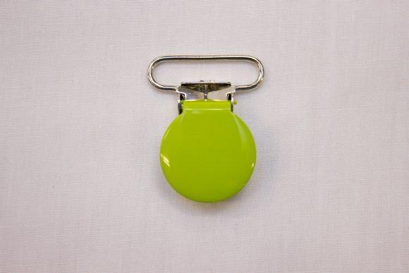 Lime seleclips f.eks til suttekæder
