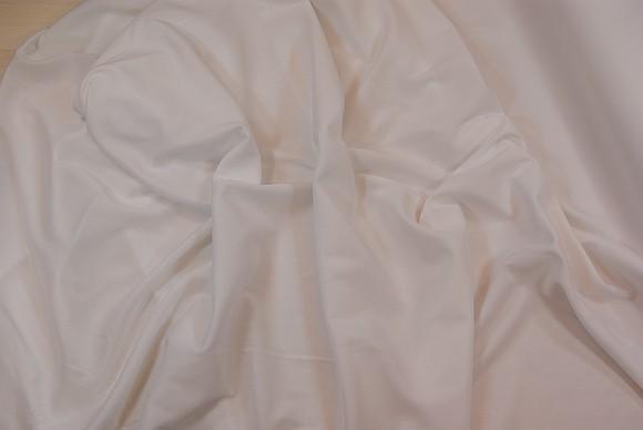 100% polyester jersey i hvid eller sort
