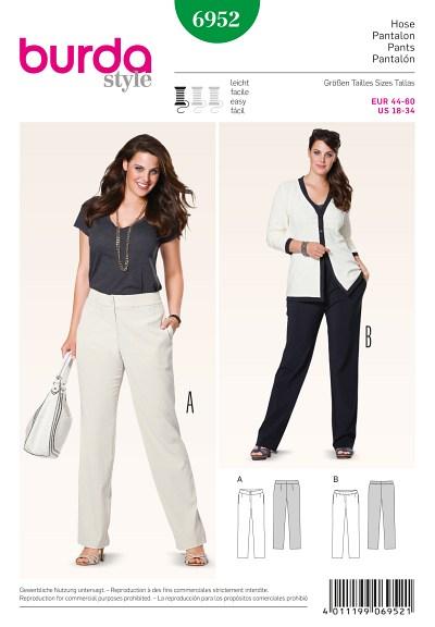 Bukser, formet eller elastisk taljebånd