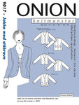 Onion 9017. Jacket with standing collar.