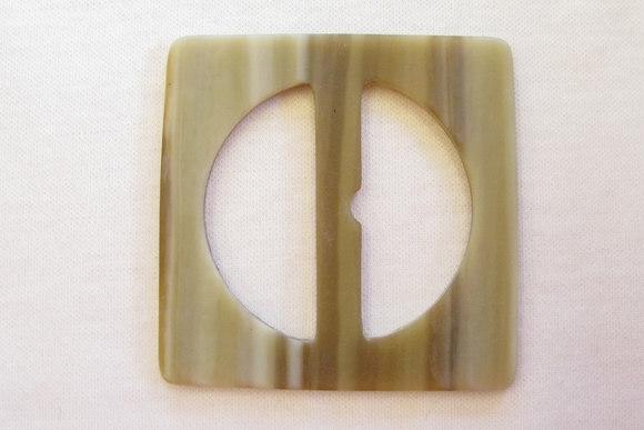 Benlook bæltespænde, bæltebredde 3,5 cm
