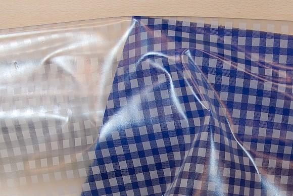 Klar plast med 7 mm tern