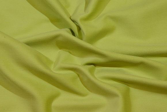 Lime babyfløjl i klassisk kvalitet