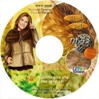 CD-rom nr. 43 - Skind og Pels
