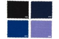 Texgard imprægneret markisestof sort, marine, kobolt,