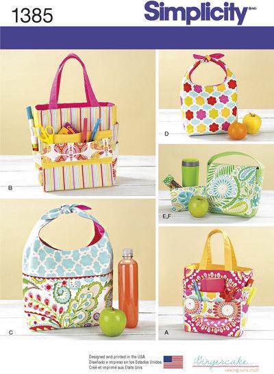 Tasker, frokosttasker, muleposer