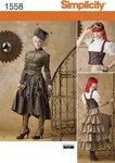 Steampunk kostume
