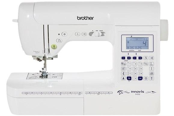 Brother F410 symaskine