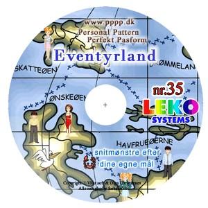 CD-rom nr. 35 - Børnemodeller