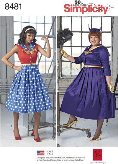 Rockabilly kjoler