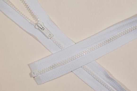 Soveposelynlås, delbar, plastik, 6 mm bred, 150 cm lang